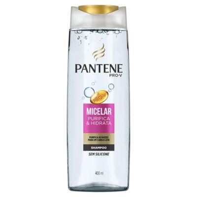 Shampoo Pantene Pro-V - Micelar | 400ml
