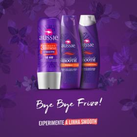 Shampoo Aussie - Smooth | 180ml