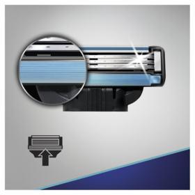 Carga para Aparelho de Barbear Gillette Mach3 1 unidade - 1 unidade