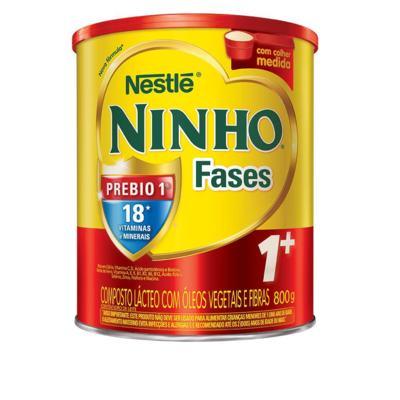 Composto Lácteo Ninho - Fases 1+ | 800g