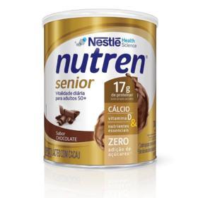 Suplemento Alimentar Nutren Senior - Chocolate | 370g