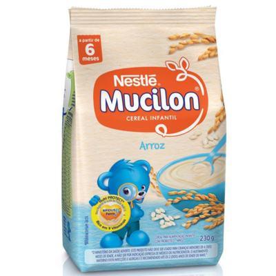 Cereal Infantil Mucilon - Arroz | 230g