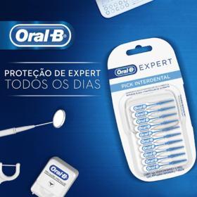 Escovas Interdentais Oral-B Expert - Pick Interdental   20 Unidades