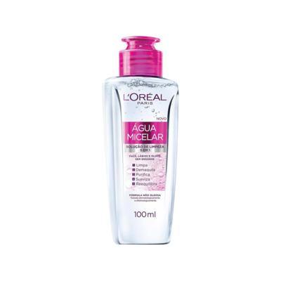 Água Micelar L'Oréal Paris - Solução De Limpeza 5 Em 1   100ml
