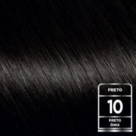 Tintura Nutrisse Creme - 10 Preto Ônix | 1 unidade