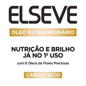 Óleo de Tratamento Elseve - Óleo Extraordinário Nutrição   100ml