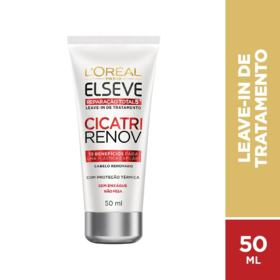 Leave In Cicatri Renov Elseve - Reparação Total 5 | 50ml