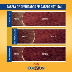 Tintura Niely Cor&Ton - 6.66 Loiro Escuro Vermelho | 1 unidade