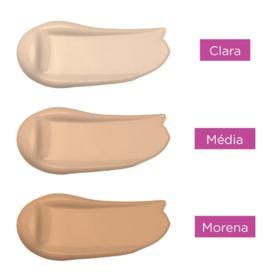 Base BB Cream 5 em 1 FPS20 - Cor Morena | 30ml