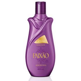 Hidratante Desodorante Paixão - Irresistível | 400ml