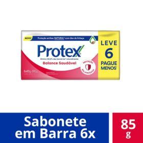 Sabonete em Barra Protex - Balance Saudável | 85g | 6 unidades