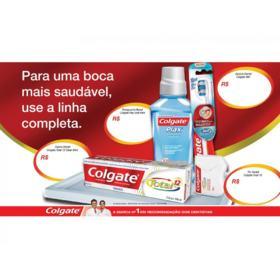 Enxaguante Bucal Colgate Plax - Soft Mint | 250ml