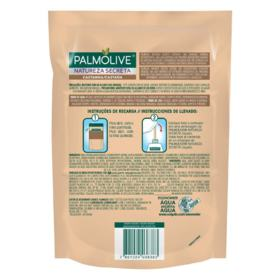 Sabonete Líquido Palmolive - Natureza Secreta Castanha   200ml
