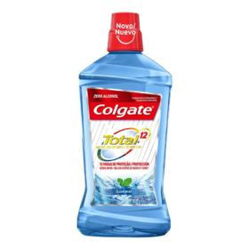 Enxaguante Bucal Colgate Total 12 - Clean Mint | 1L