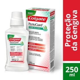 Solução Bucal Colgate PerioGard - Sem Álcool Extra Mint | 250ml