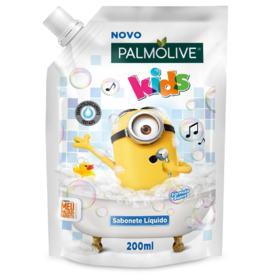 Sabonete Líquido Infantil Palmolive - Kids Minions   200ml