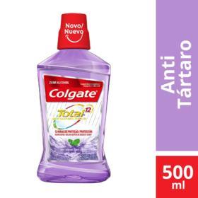 Enxaguante Bucal Colgate Total 12 - Anti-Tártar | 500ml