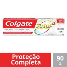 Creme Dental Colgate Total 12 - Clean Mint | 90g