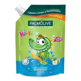 Shampoo Palmolive Naturals Kids - Cabelo Cacheado | 200ml