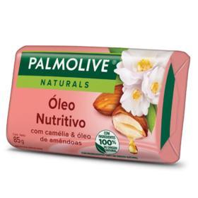 Sabonete em Barra Palmolive Naturals - Oleo Nutritivo | 85g