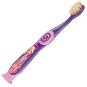 Escova Dental Colgate Smiles - Barbie 2-5 Anos Extra Macia | Pack 2 Unidades