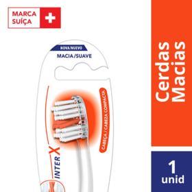 Escova Dental Elmex - Anticáries Macia | 1 unidade
