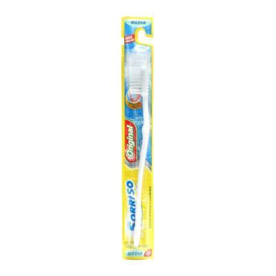 Escova Dental Sorriso Original - Média | 1 unidade