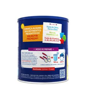 Composto Lácteo Milnutre Premium - 400g