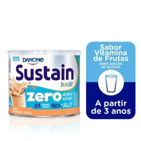 Complemento Infantil Sustain Junior - Vitamina de Frutas Zero | 350g