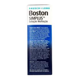 Boston Simplus - Solução | 120ml