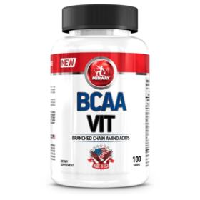 BCAA Vit Midway - 100 tabletes