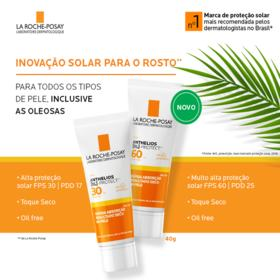 Protetor Solar Facial Anthelios XL PROTECT - FPS 60 | 40g