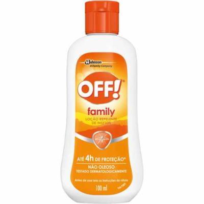 Repelente Off! Family - Loção | 100ml