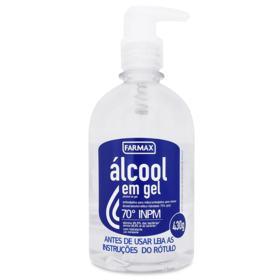 Álcool em Gel Higienizante Farmax - 70% | 430g