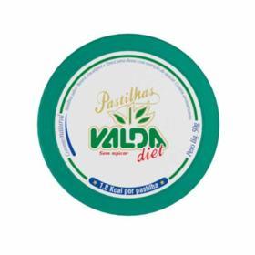 Pastilhas Valda Diet - Sem Açúcar   50g