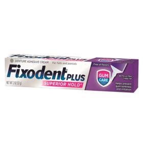 Creme Fixador Fixodent - Plus Gum Care | 57g
