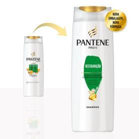 Shampoo Pantene - Restauração   400ml