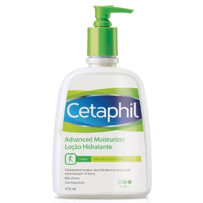 Loção Hidratante Cetaphil - Advanced | 473g
