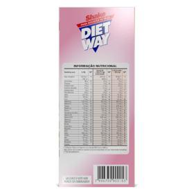 Diet Way - sabor Morango   420g