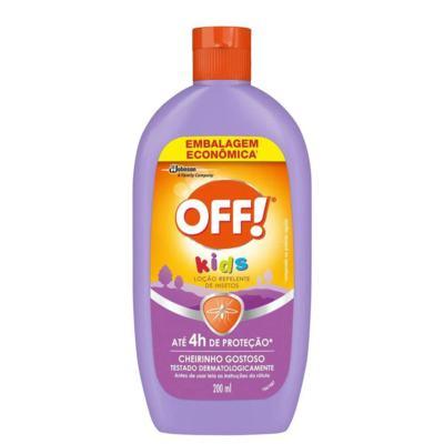Repelente Off! Kids - Loção   200ml