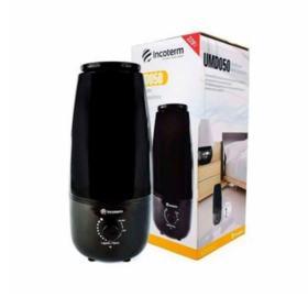 Umidificador de Ar Ultrassônico Incoterm - UMD050 110v, preto   1 unidade