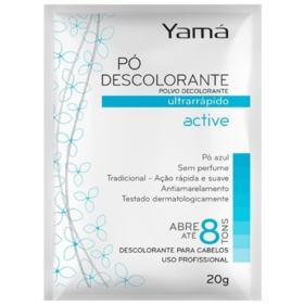 Pó Descolorante Yamá Tradicional - Active   20g