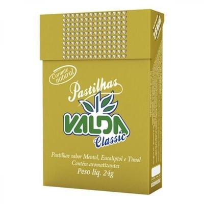 Pastilha Valda Flip-Top - Classic | 24g