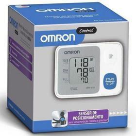 Monitor de Pressão Arterial de Pulso Automático Omron - HEM-6123