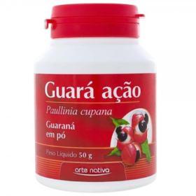 Guará Ação Guaraná em Pó Arte Nativa - 50g