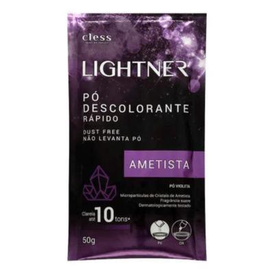Pó Descolorante Lightner - Ametista, sachê | 50g