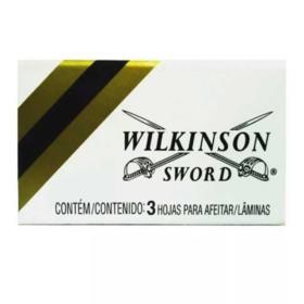 Lâminas de Barbear Wilkinson Sword - 3 unidades