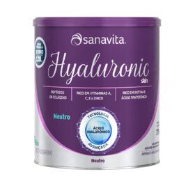 Hyaluronic Skin - Pó Neutro | 270g
