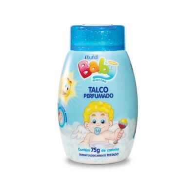 Talco Infantil Muriel Baby - Menino | 75g