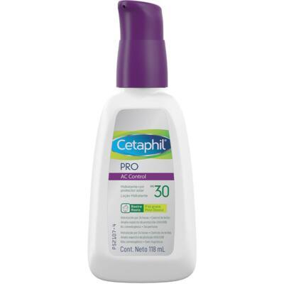 Cetaphil Loção Hidratante - Pro AC Control FPS 30   118ml